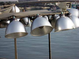 lampade per la pesca notturna