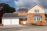 New Detached House For Sale poster