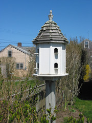 Nantucket Bird House