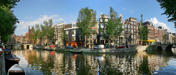 Amsterdam. Canal #7.