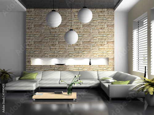 gallery modern interior
