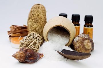 wellness aromatherapy bath