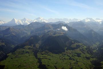 Swiss Valey fabulous view
