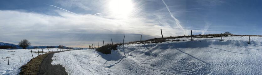 neige hiver ski