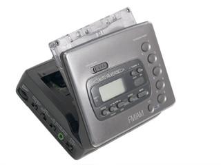 Walkman con cassete