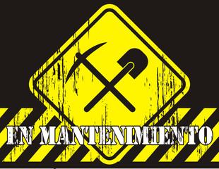 mantenimiento grunge