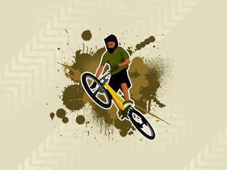 Bicyle jump 1
