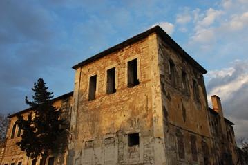 Old Ruin House Rami Istanbul