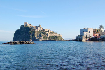 Ischia Ponte e Castello Aragonese