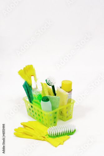 poster of Cleaning products