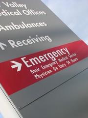 Emergency Signage 2