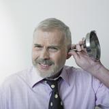 Fototapety Man deaf
