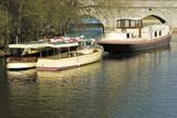 The river avon stratford-upon-avon warwickshire england uk. poster