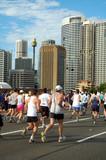 sydney marathon poster