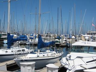 Monterey Marina in California