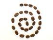 coffee bean circle 1