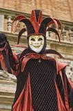Venetian joker poster