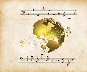 musica il nostro mondo