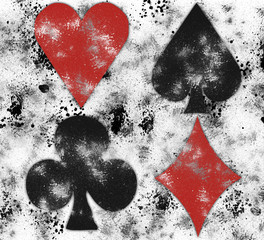 Poker shape
