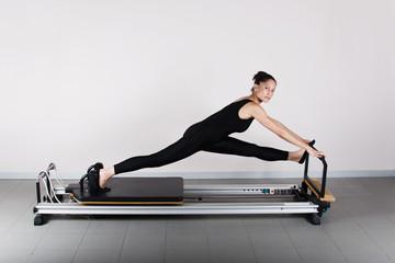 Pilates gymnastics is a Germanic evolution of yoga,