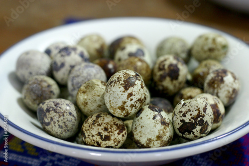 Quail (Pugo) Eggs, a traditional Filipino food