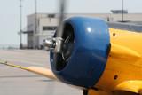 Spinning Propeller poster