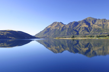 Lake Wanaka, Otago, New Zealand