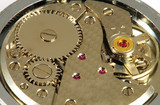 Mechanism of old clock - sprockets and ruby gems  poster