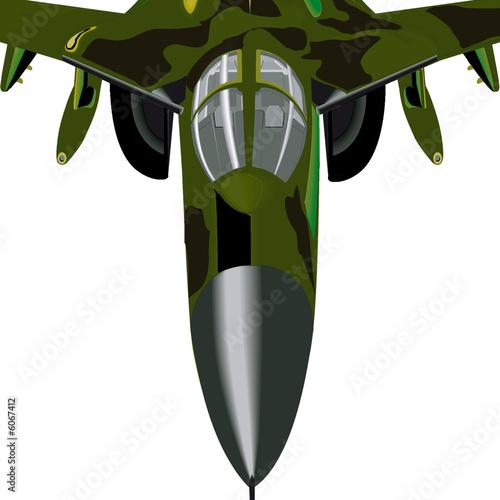 Avion de chasse  Poster