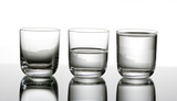 Eternal question: is the glass half-full or half-empty?