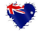 cuore australia poster