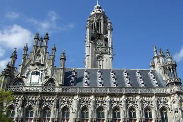 Stadhuis Middelburg (spätgotisch) - Zeeland/Niederlande