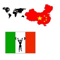 sollevamento pesi Italia