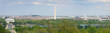 Washington DC Skyline Panoramic