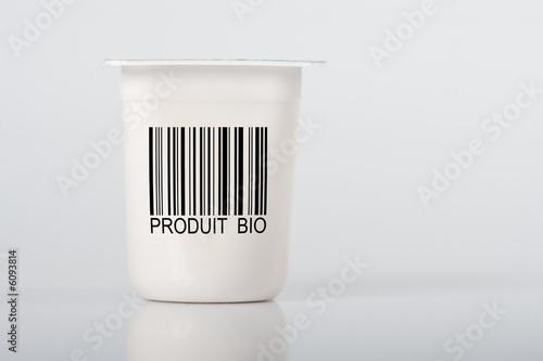 poster of bio produit yaourt lait fromage production nutrition