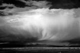 Fototapeta chaos - chmura pierzasta - Inne