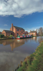 The worcester and birmingham canal astwood