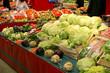 Primeur - Etalage de légumes