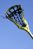 Lacrosse Stick in the Sky poster