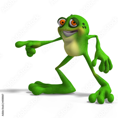 Related Pictures red cartoon frog