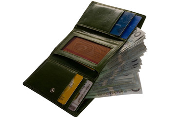 thick wallet