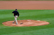 Groundskeeper on Pitching Mound