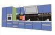 modern kitchen interior (vector image)