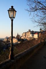 Les remparts d'Angoulême