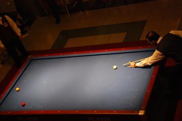 three ball Billard Championship