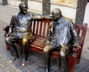 Street Sculpture Churchill