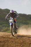 Motocross rider.
