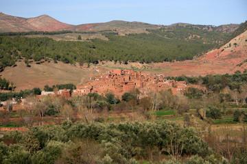 aldeia de Marrocos