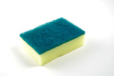 stock pictures of a sponge used to clean dishes  poster