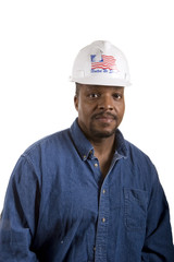 Black Construction Foreman